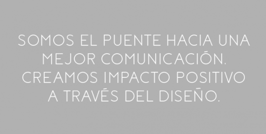 Toyo Publicidad Somos el puente hacia una mejor comunicación