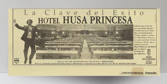 Hotel Husa Princesa Creatividad