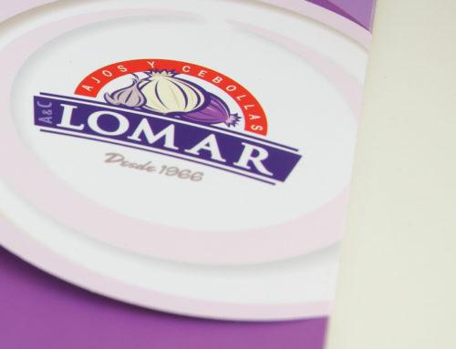 Imagen corporativa Lomar