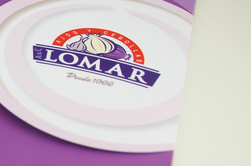 Folleto Grupo Lomar Cebolla