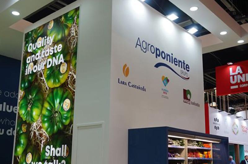 Stand Agroponiente