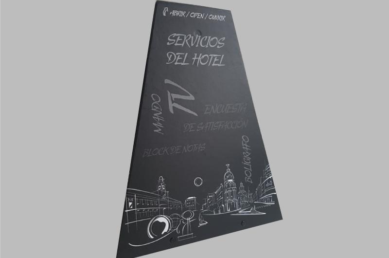Expositor Hotel Puerta de Toledo