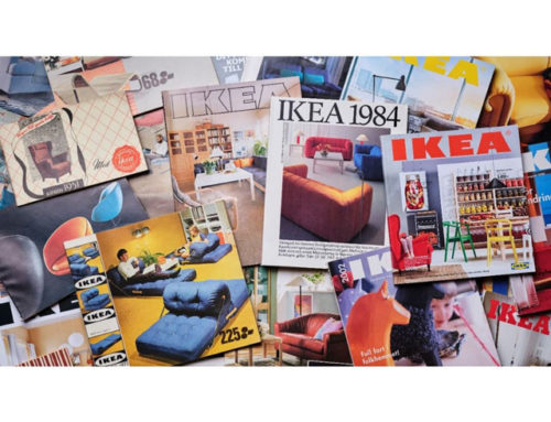 IKEA has ended its catalogues after 70 years