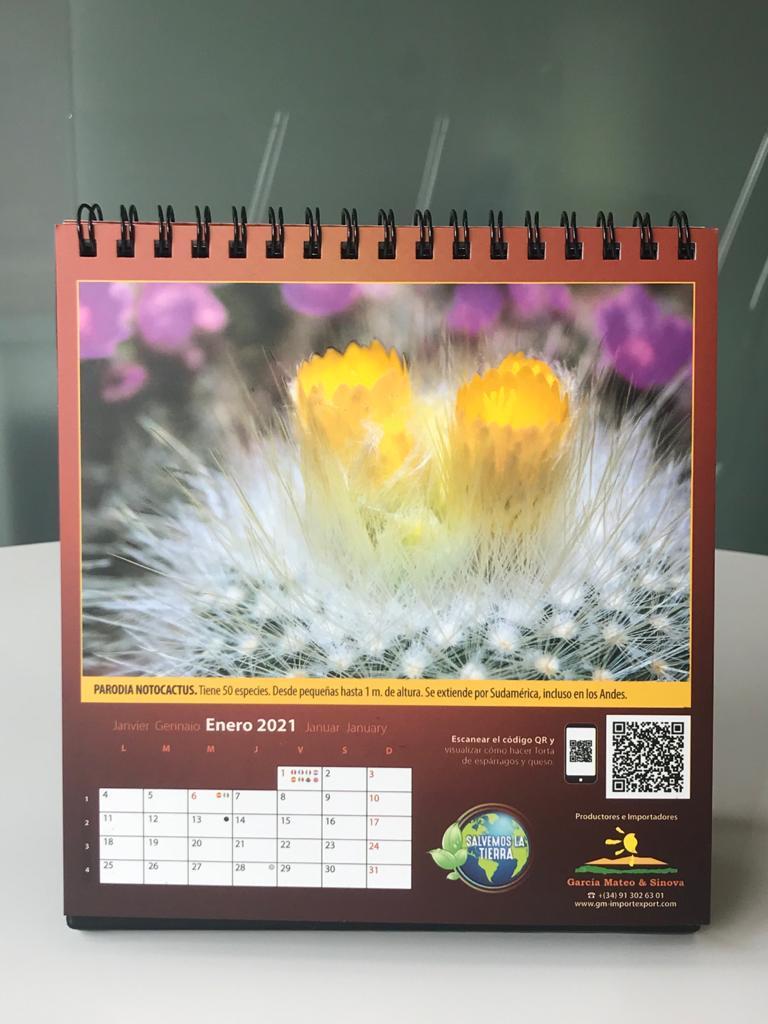 Garcia Mateo calendarios