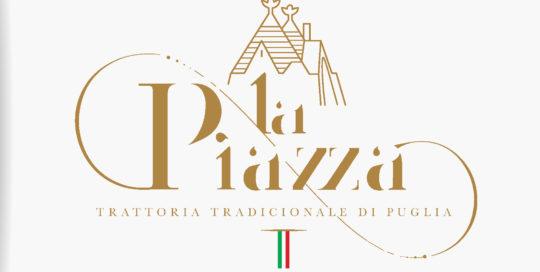 Logotipo Trattoria La Piazza
