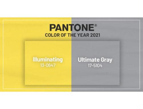 Pantone desvela los dos colores que son protagonistas en 2021