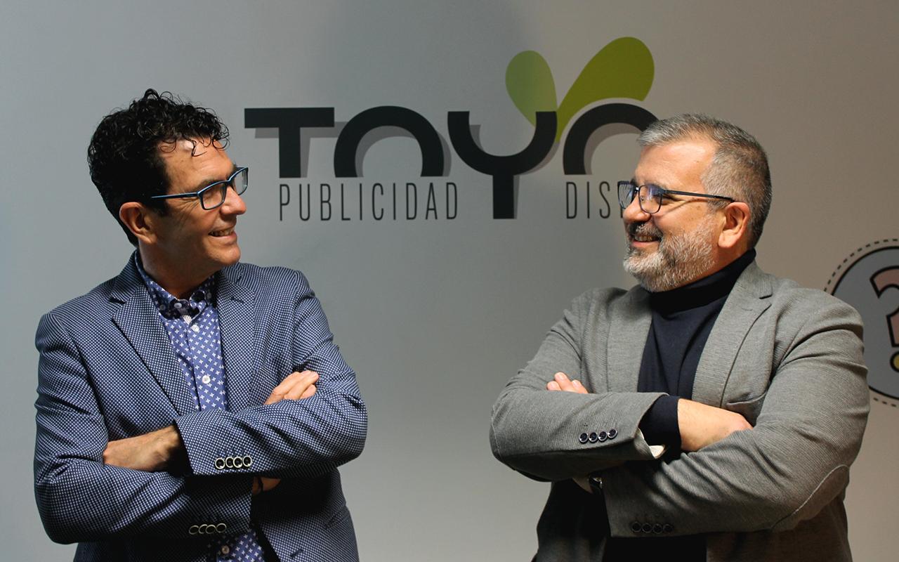 Toyo y Alberto